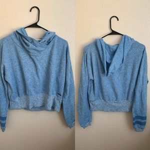 Roxy cropped sweatshirt